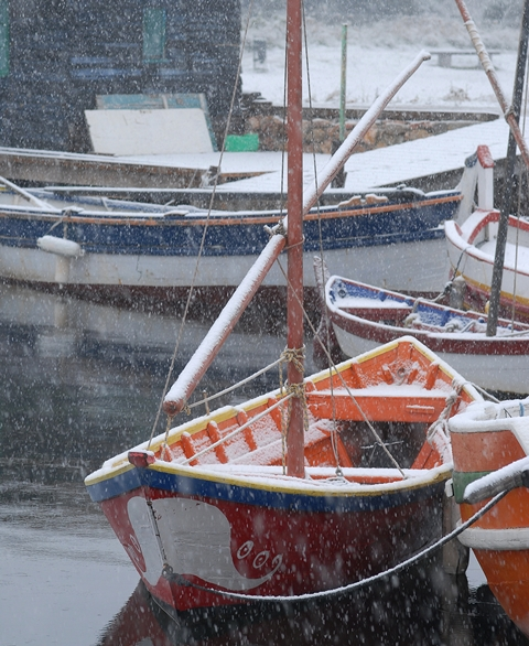 ¿Qué ropa necesito para navegar en invierno?