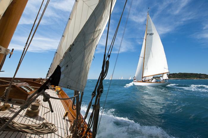 Seguridad en regatas de vela