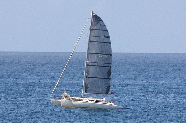 elegir un catamarán