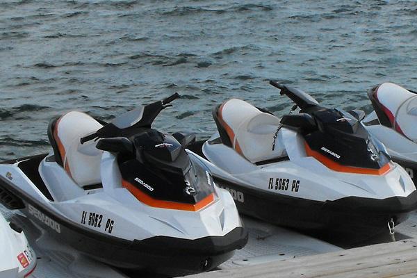 Mantenimiento  motos acuaticas