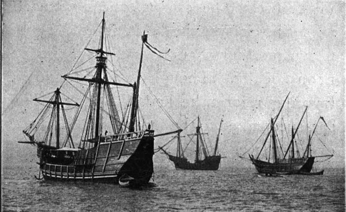 barcos famosos carabelas