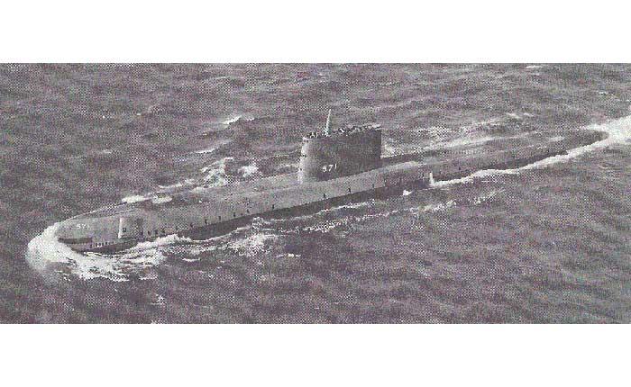 nautilus submarinos conocidos
