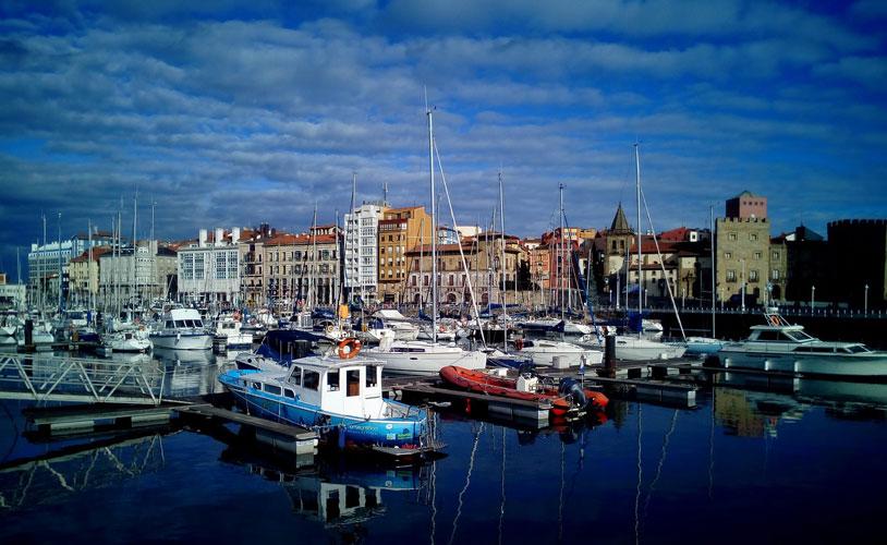puertos deportivos en España