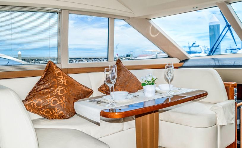 Consejos para cocinar a bordo de un velero