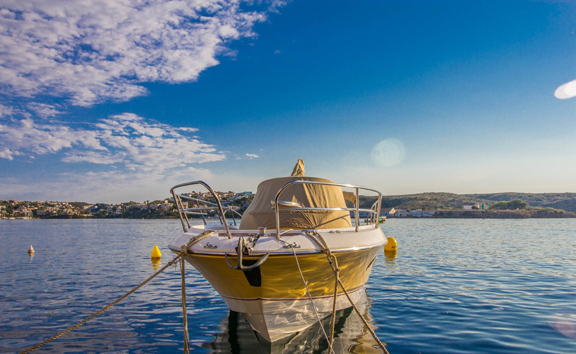 Rutas para navegar por Menorca
