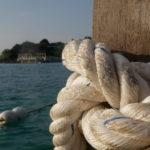 Nudos marineros básicos para el PER