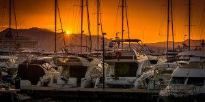 Las Marinas y  puertos deportivos más exclusivos del Mediterráneo
