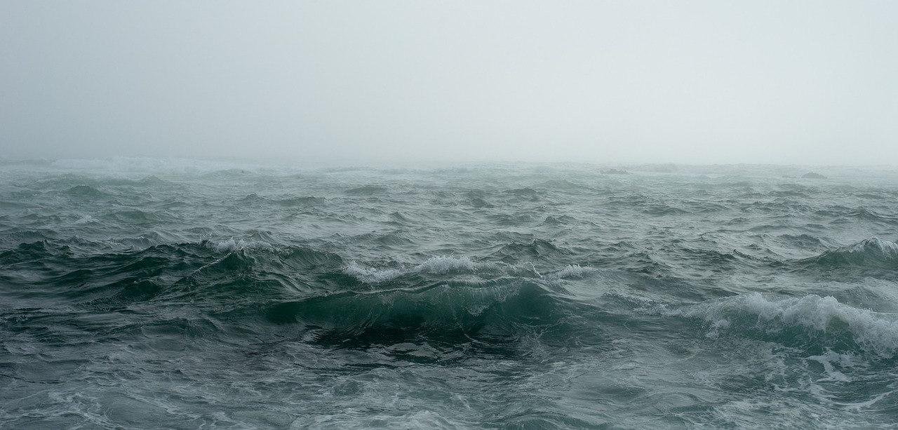 Cómo navegar con mar de fondo