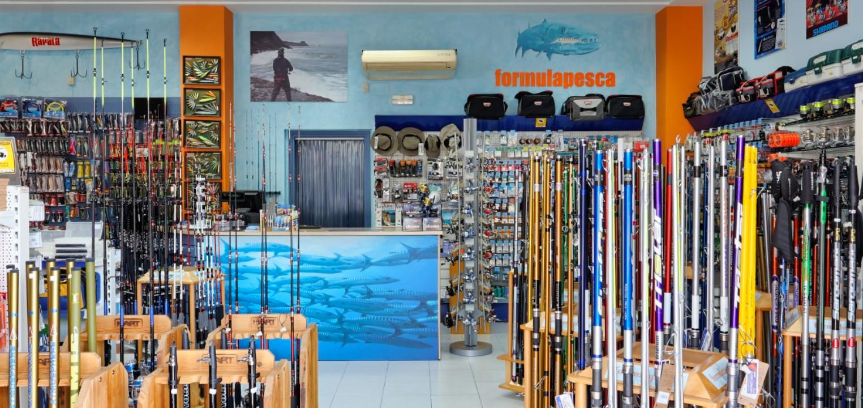 Las mejores tiendas de pesca online
