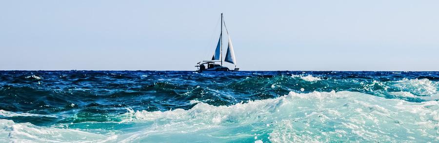 navegar con brújula