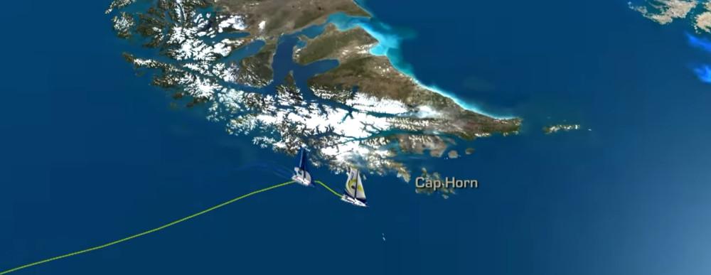 navegar Cabo de Hornos