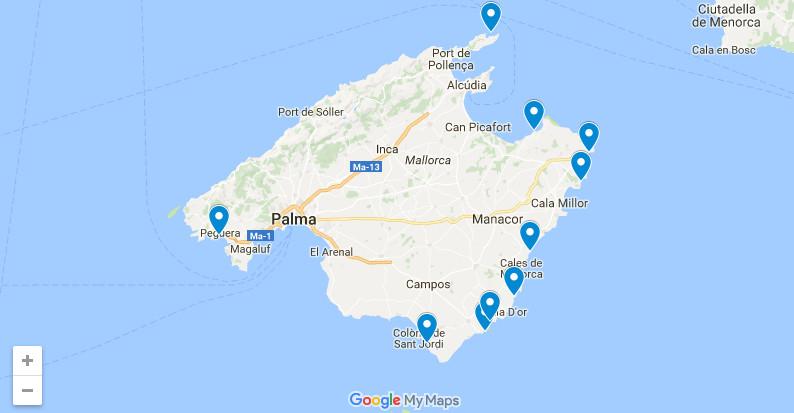 10 Calas De Mallorca Para Fondear Nautia Net