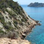 Las mejores calas para fondear en Ibiza