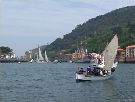 navegar País Vasco