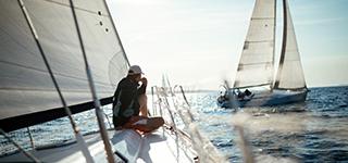 velero embarcación vela