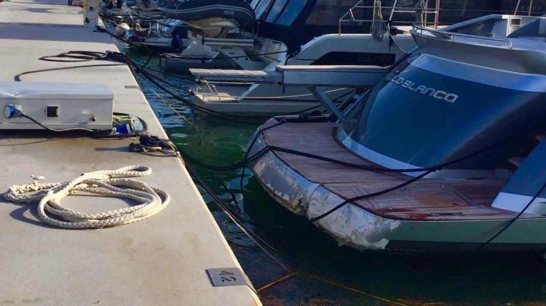 Guía para solucionar daños en las embarcaciones después de la borrasca