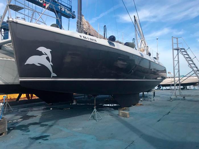 El mantenimiento de barcos después del verano